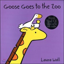 Gooes Goes to the Zoo 표지