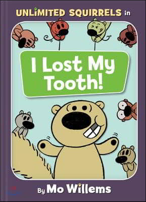 I lost my tooth! 표지