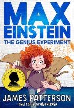 Max Einstein : The genius experiment 표지