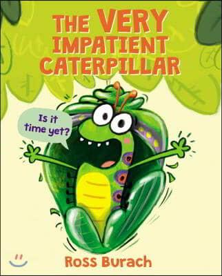 (The)Very impatient caterpillar 표지