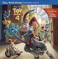 (Disney·Pixar)Toy Story. 4 표지