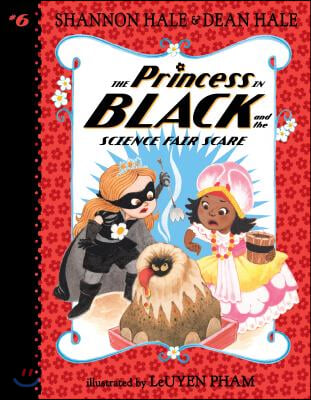 (The)Princess in black and the science fair scare 표지