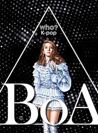 (Who? K-pop) BoA  표지