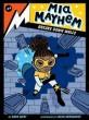 Mia Mayhem breaks down walls?