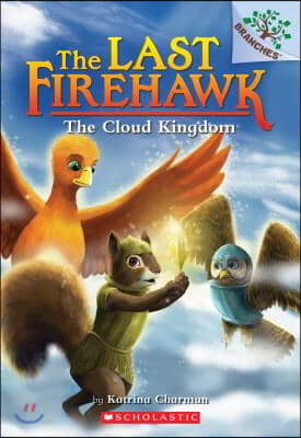 (The)Last firehawk. 7, (The)Cloud kingdom 표지