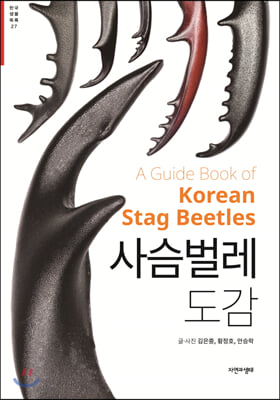 사슴벌레 도감 = A guide book of Korean stag beetles