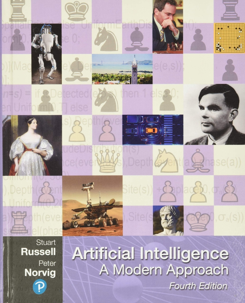 Artificial intelligence : a modern approach / 4th ed