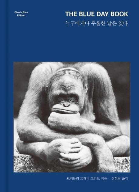 누구에게나 우울한 날은 있다 : The blue day book