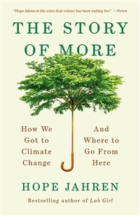 (The)Story of more: how we got to climate change and where to go from here 표지