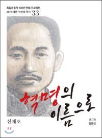 혁명의 이름으로  : 신채호 표지