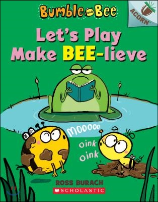 Let's play make bee-lieve 표지