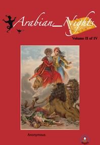 (The) Arabian Nights, Volume II of IV 표지
