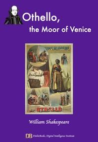 Othello, the Moor of Venice 표지