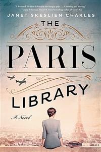 (The) Paris Library: A Novel 표지