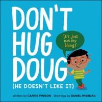 Don't hug doug (he doesn't like it) 표지