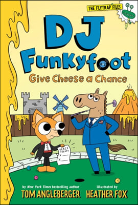 DJ Funkyfoot. #2, Give cheese a chance